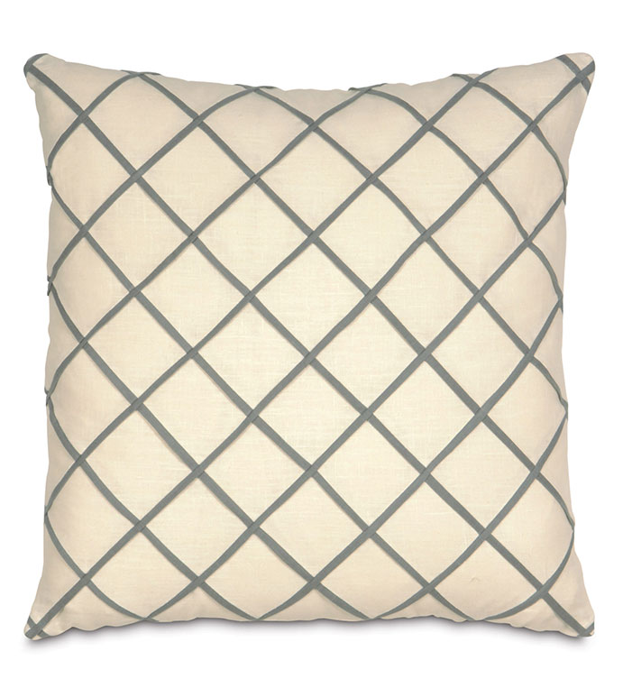 BREEZE PEARL DEC PILLOW A - ,