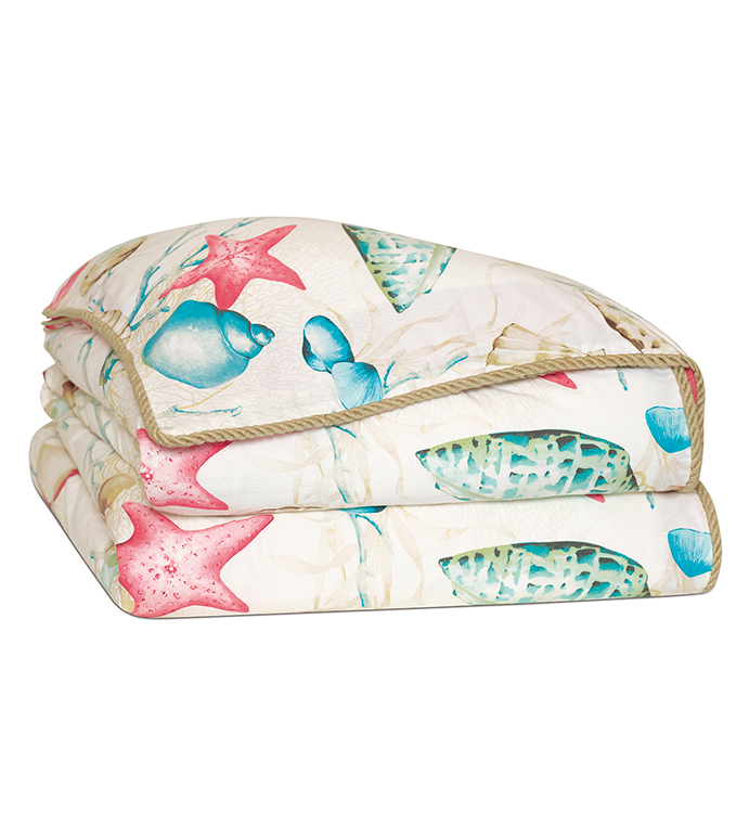 Sumba Seaside Duvet Cover - ,