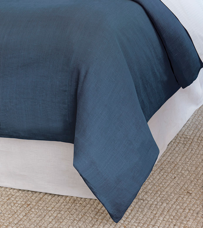 Resort Indigo Duvet Cover - ,
