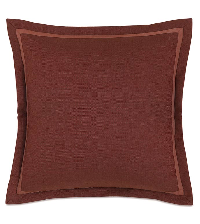 Walden Berry Euro Sham - ,