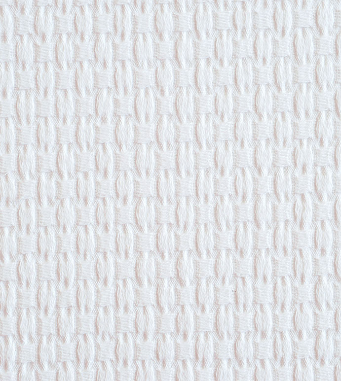 Albany White - COVERLET, EURO SHAM, STANDARD SHAM, KING SHAM, DECORATIVE PILLOW