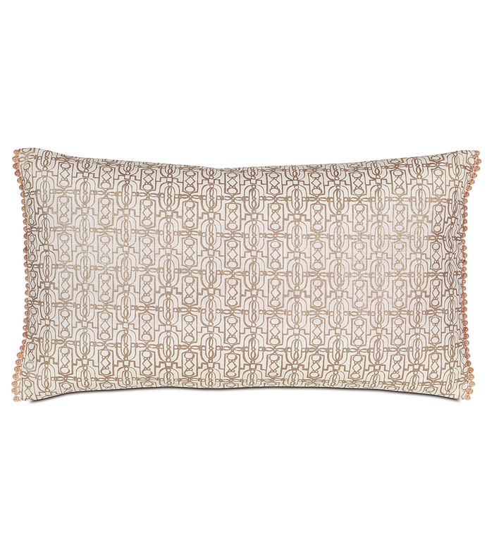 Cordova Taupe WITH beaded trim - ,