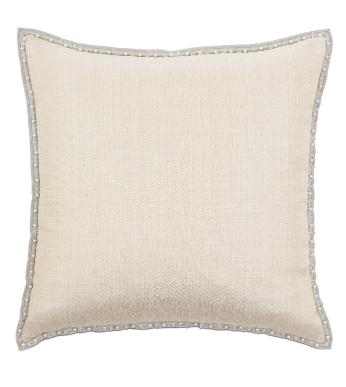 ISOLDE EURO SHAM PILLOW - ,