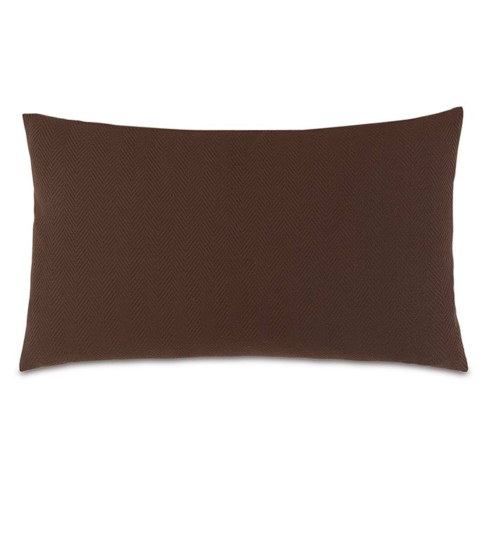 Bozeman Brown King Sham - ,
