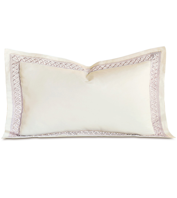 JULIET IVORY/FAWN KING SHAM - ,