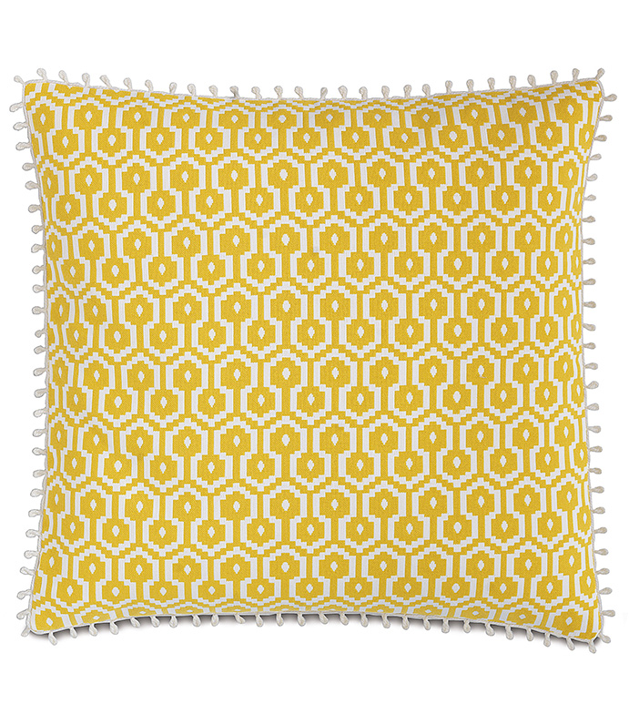 Zuni Lemon WITH loop trim - ,