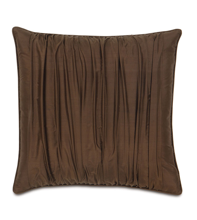 SERICO BROWN RUCHED - ,