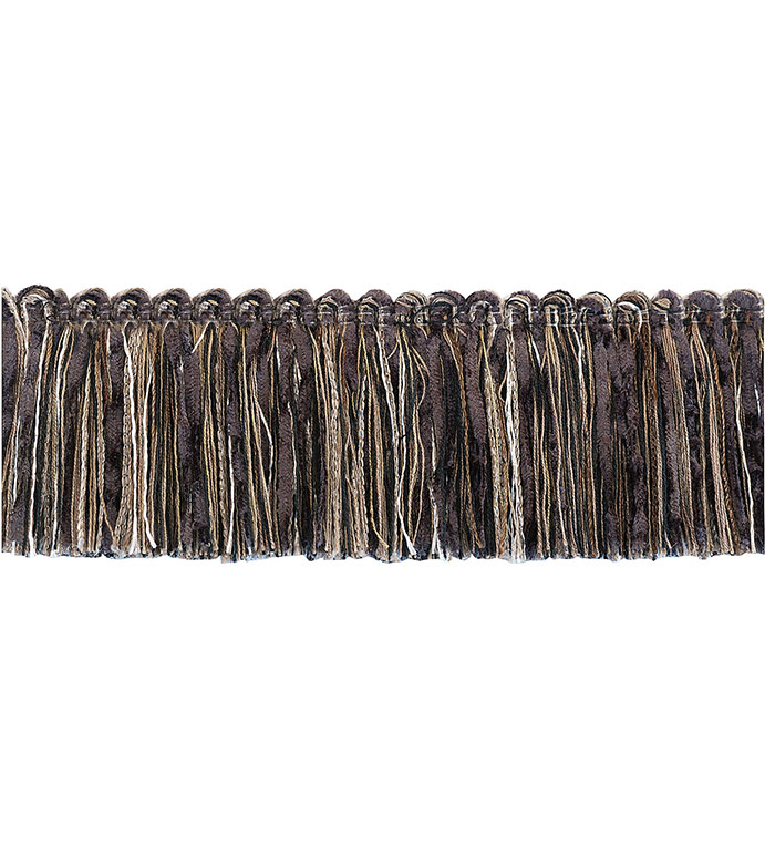 Brush Fringe Isadora