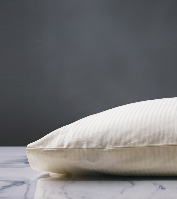 EMILIO IVORY PILLOWCASE