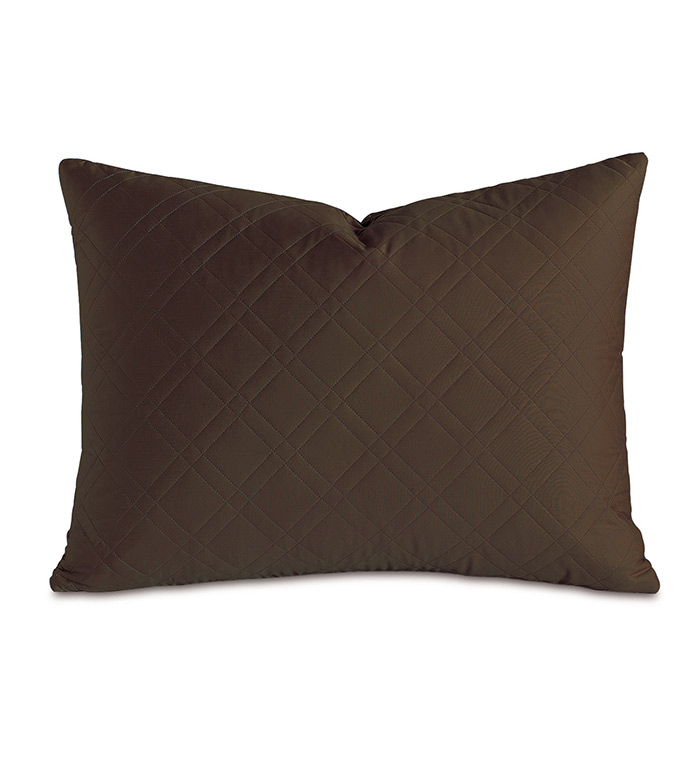 COPERTA WALNUT QUEEN SHAM