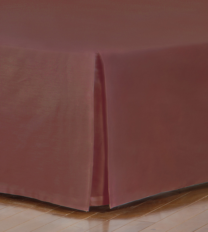 FRESCO CLASSIC SHIRAZ STRAIGHT BED SKIRT