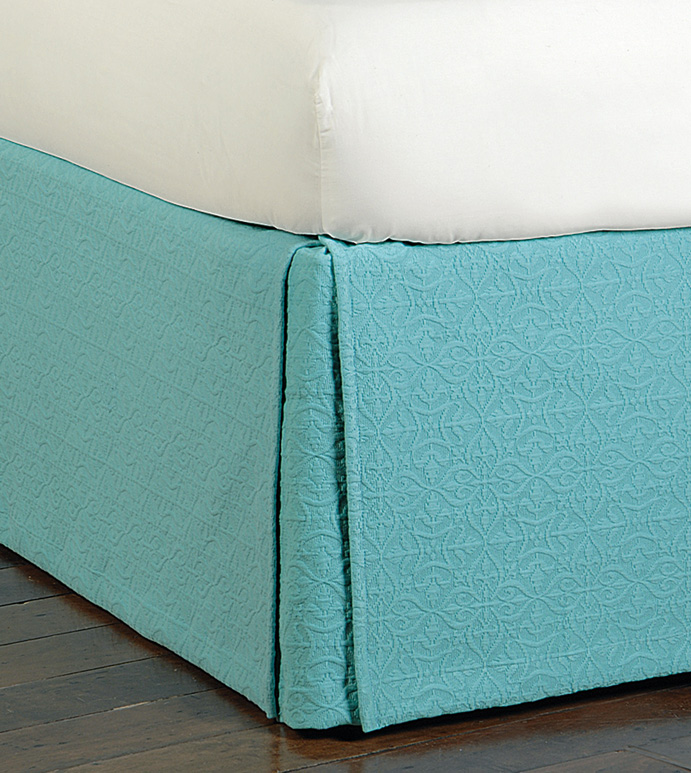 Mea Aqua Bed Skirt