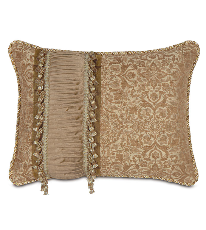 WONDROUS GOLD STANDARD SHAM LEFT - ,