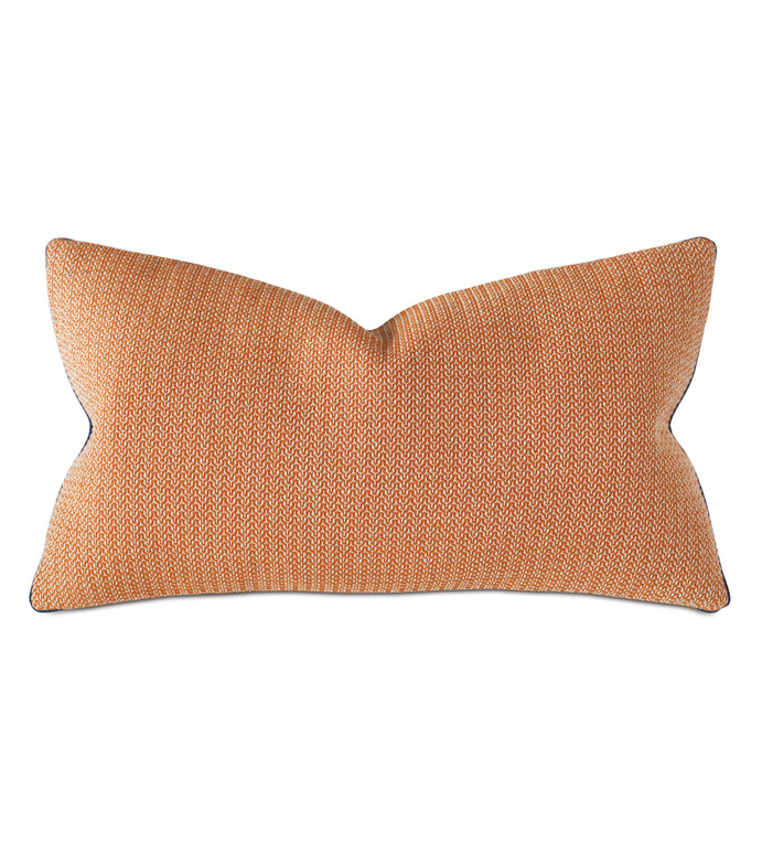 Lodi Textured Decorative Pillow Eastern Accents