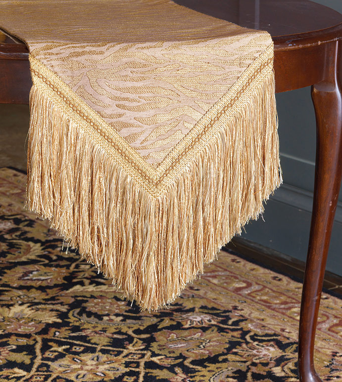Lyman Gold Table Runner
