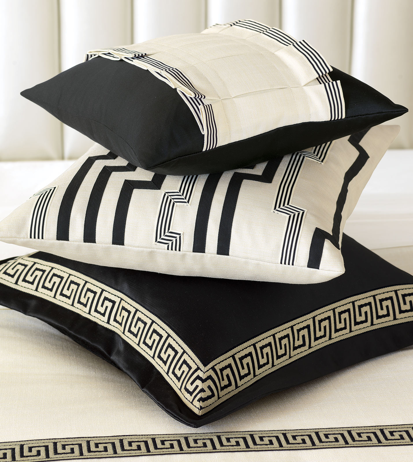 Luxury Bedding By Eastern Accents Abernathy Collection