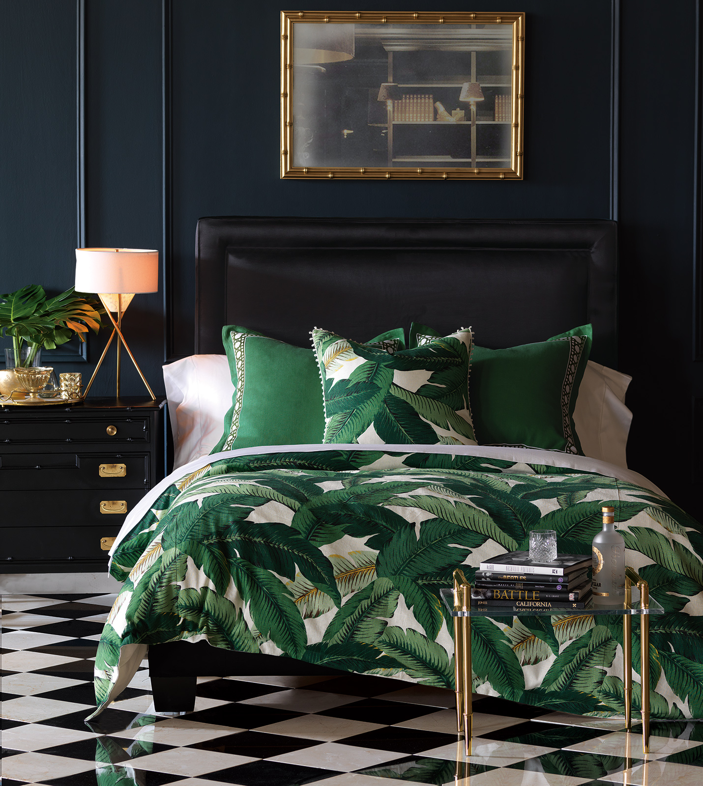Luxury Bedding By Eastern Accents Lanai Collection