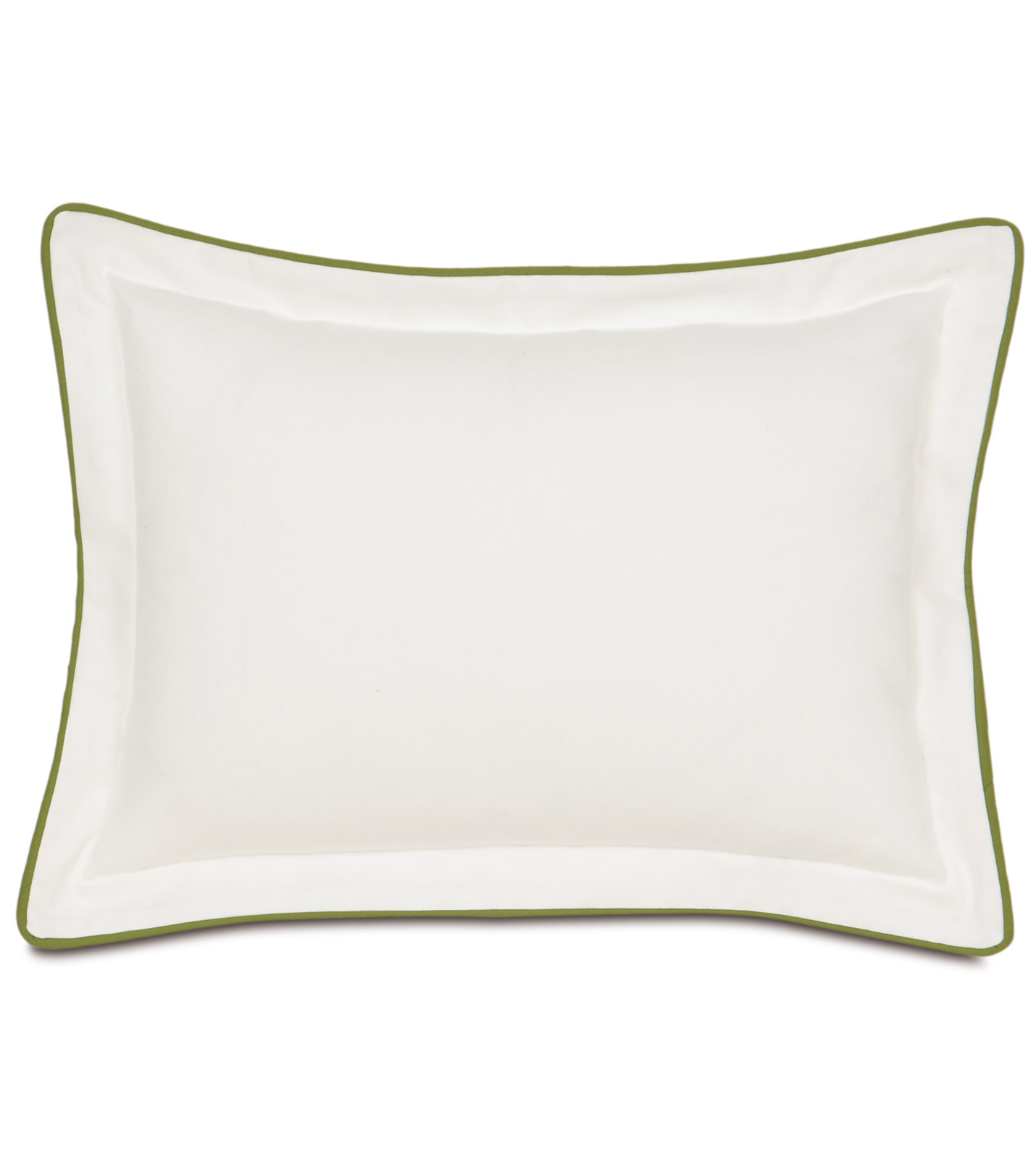 Niche Luxury Bedding by Eastern Accents - ELI WHITE BED PILLOW B