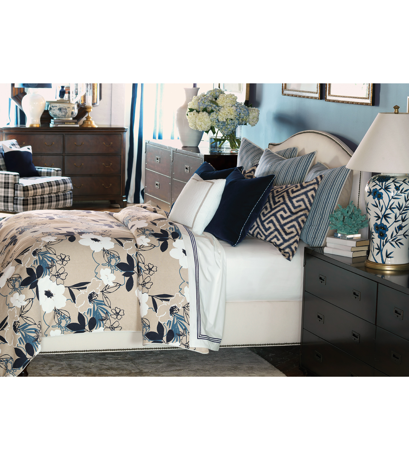 Barclay Butera Luxury Bedding By Eastern Accents Del Mar