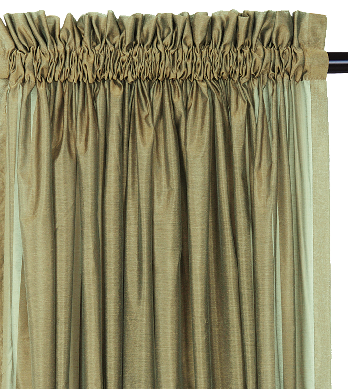 curtains and drapery
