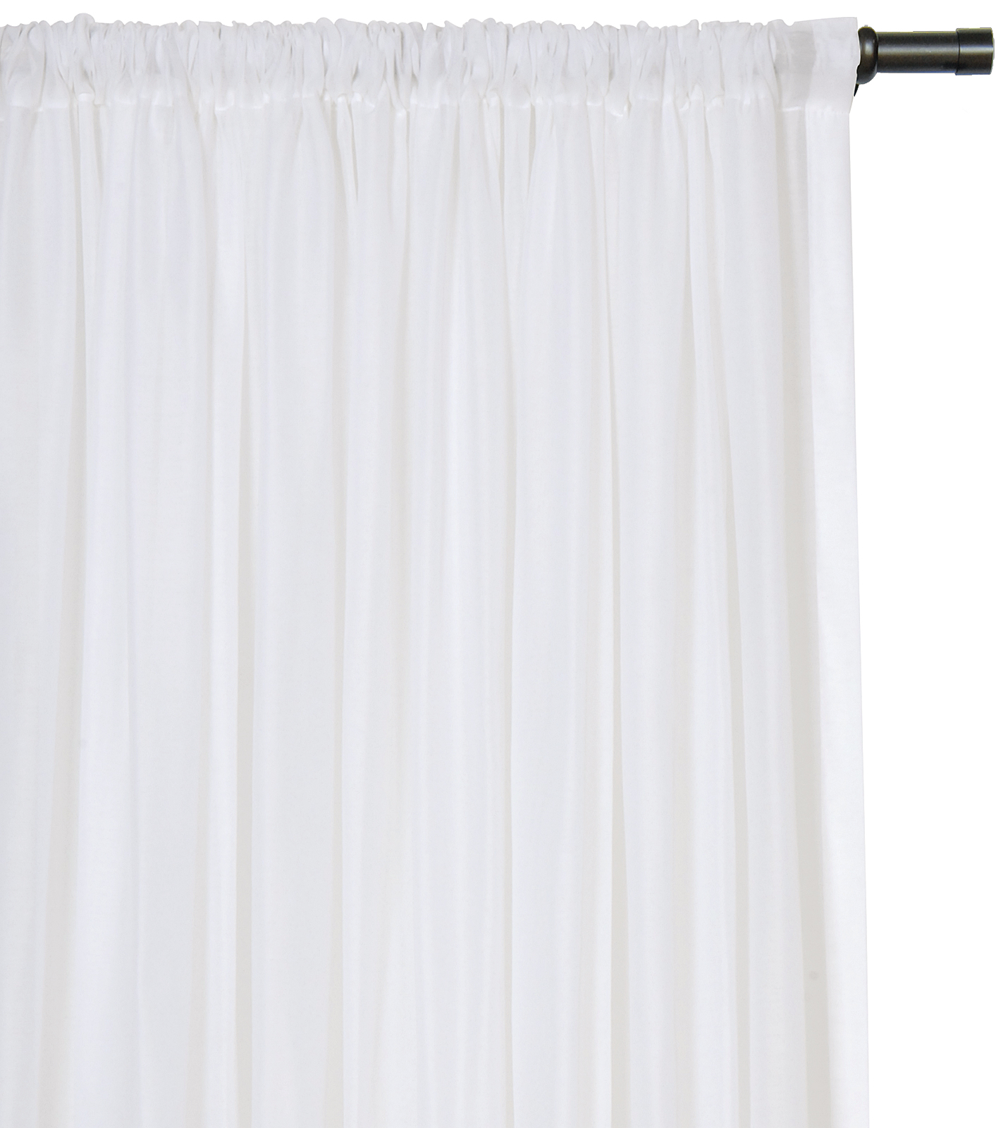 White Panel Curtains Luxury Bedding By Eastern Accents