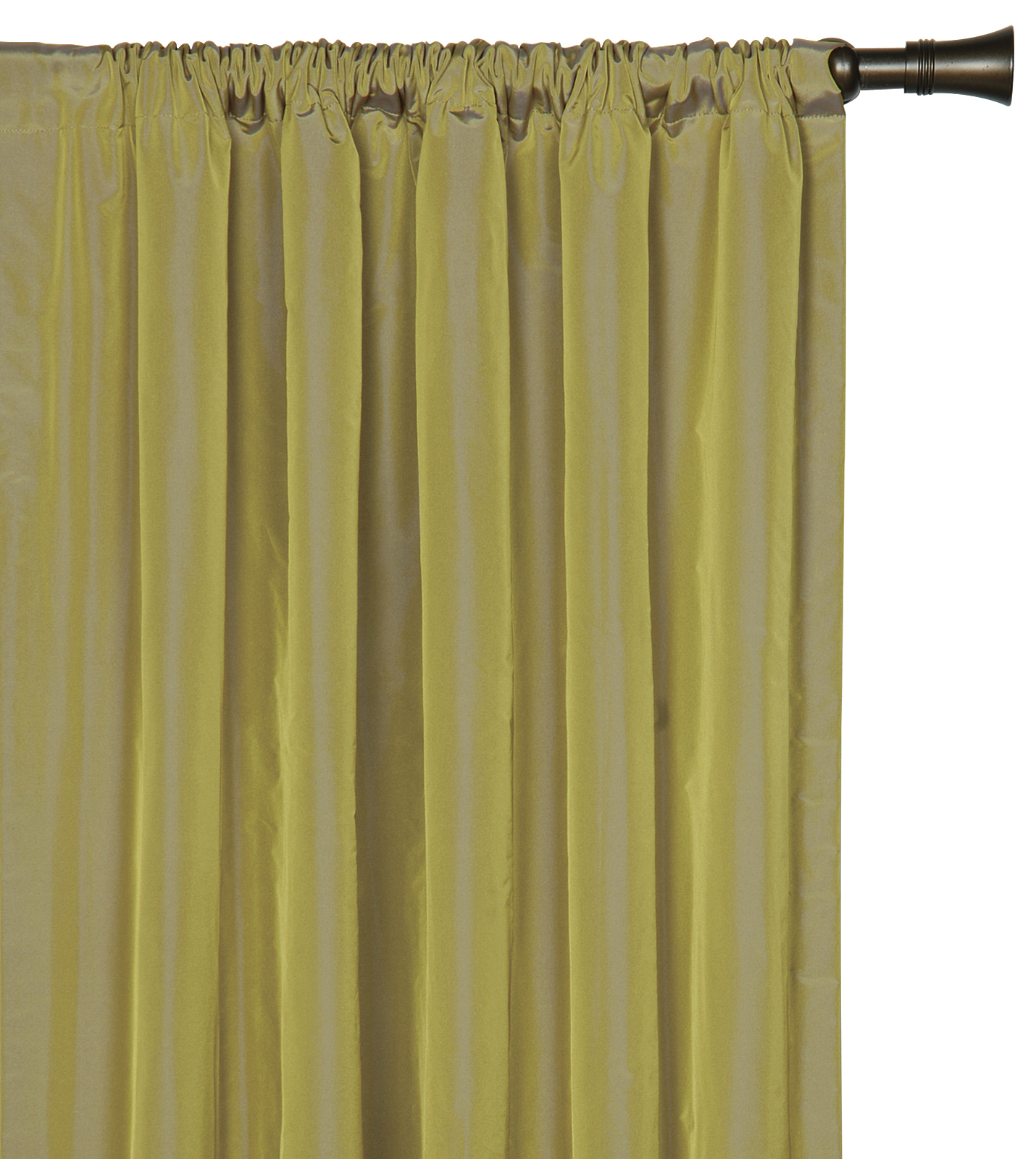 luxury bedding by eastern accents freda chartreuse curtain panel