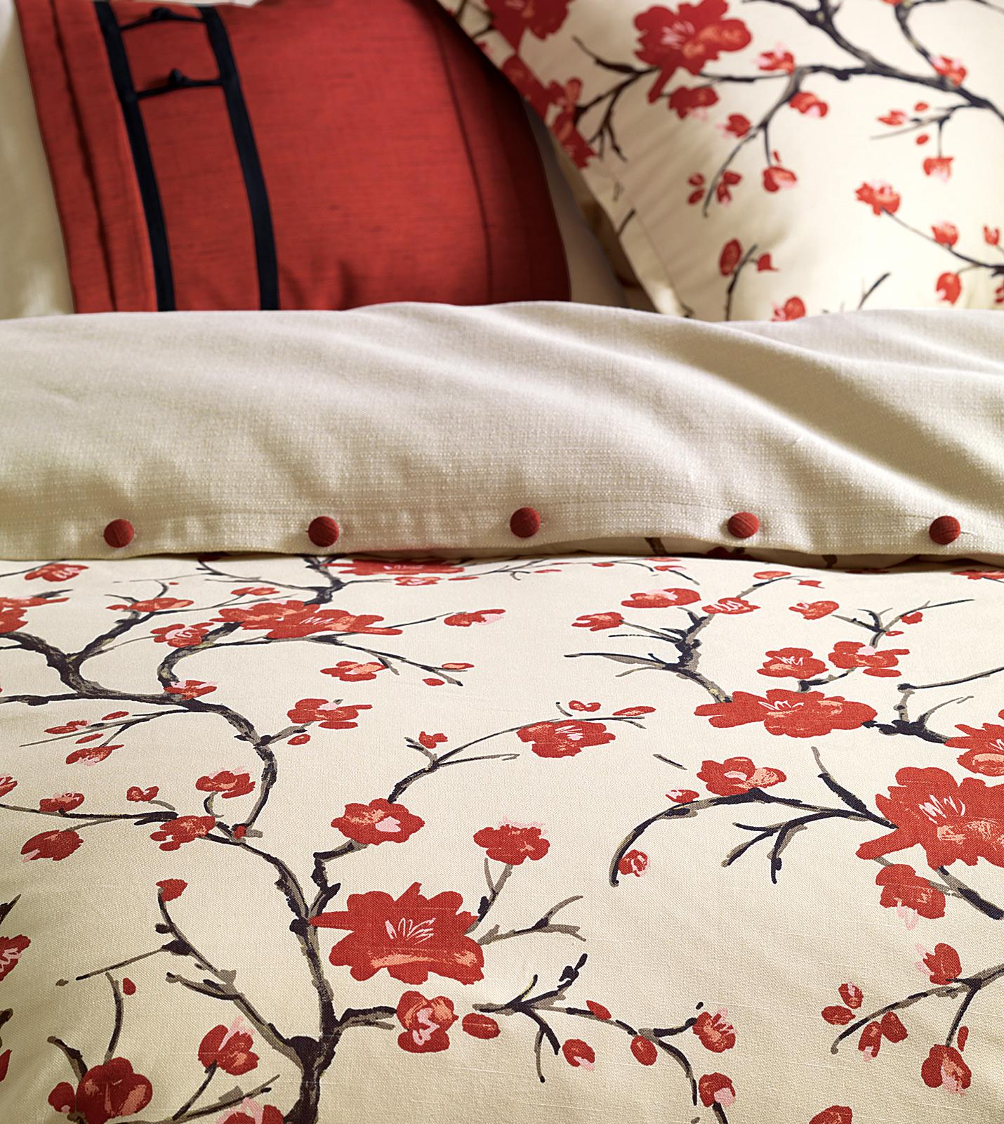 Luxury Bedding By Eastern Accents Sakura Duvet