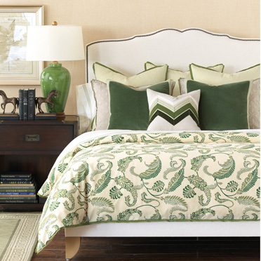 Luxury Bedding By Eastern Accents Lumiere Duvet Cover