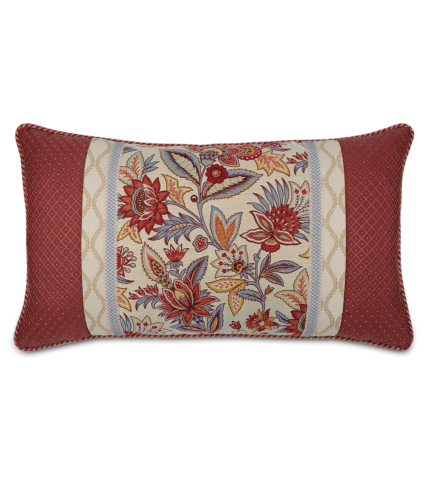Decorative King Pillow Shams : Luxury Bedding by Eastern Accents - CORINNE INSERT KING SHAM