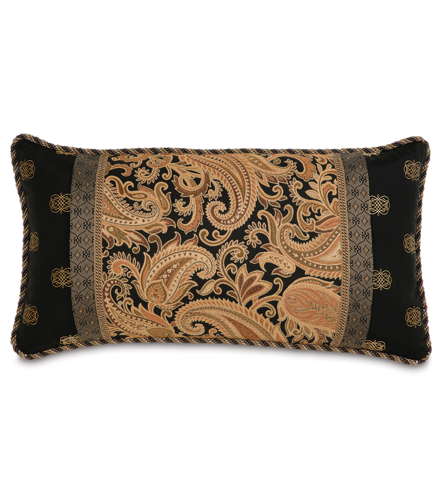 Decorative King Pillow Shams : Luxury Bedding by Eastern Accents - LANGDON INSERT KING SHAM