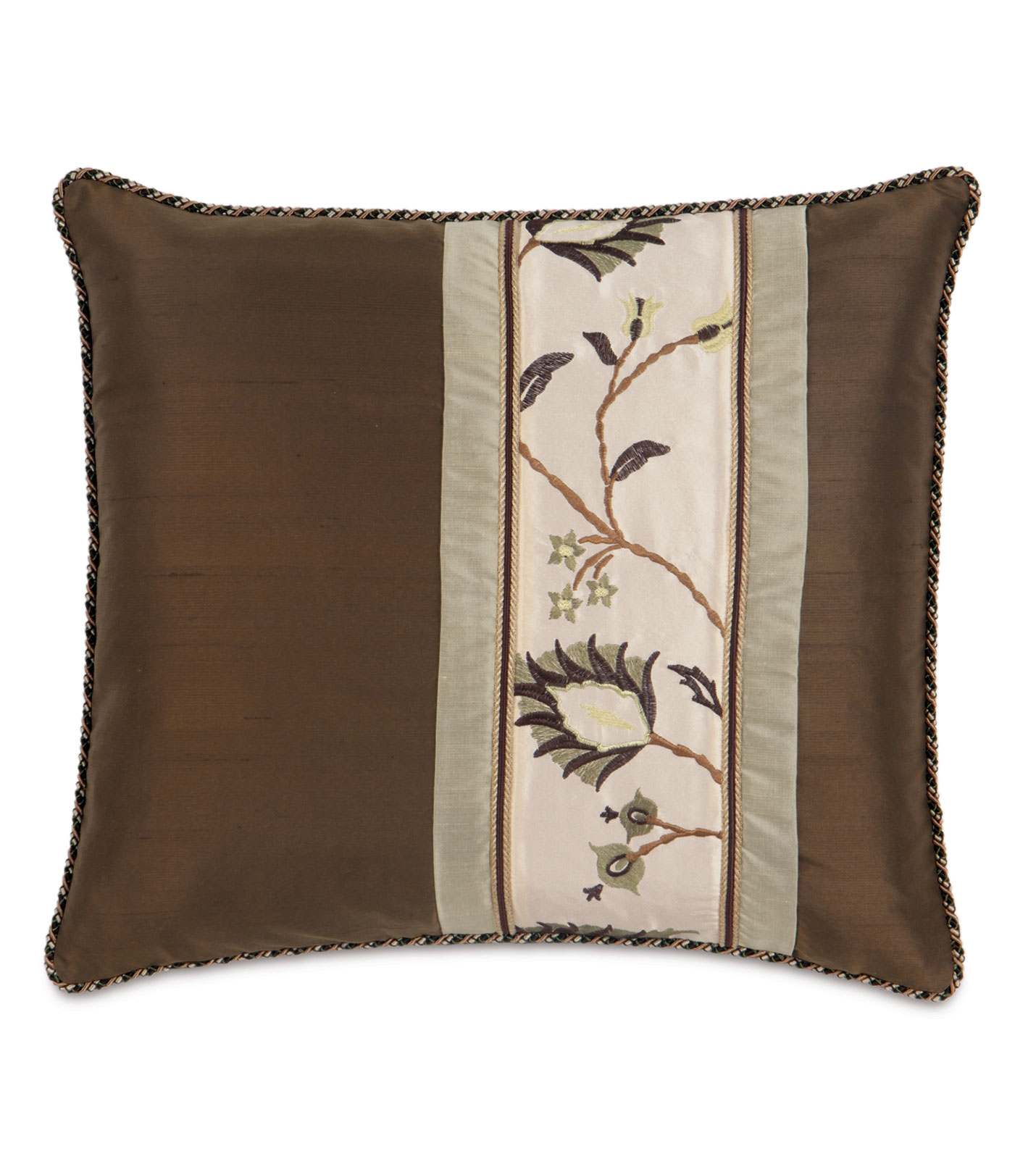 Decorative Pillow Inserts Down : Luxury Bedding by Eastern Accents - MICHON INSERT W/CORD