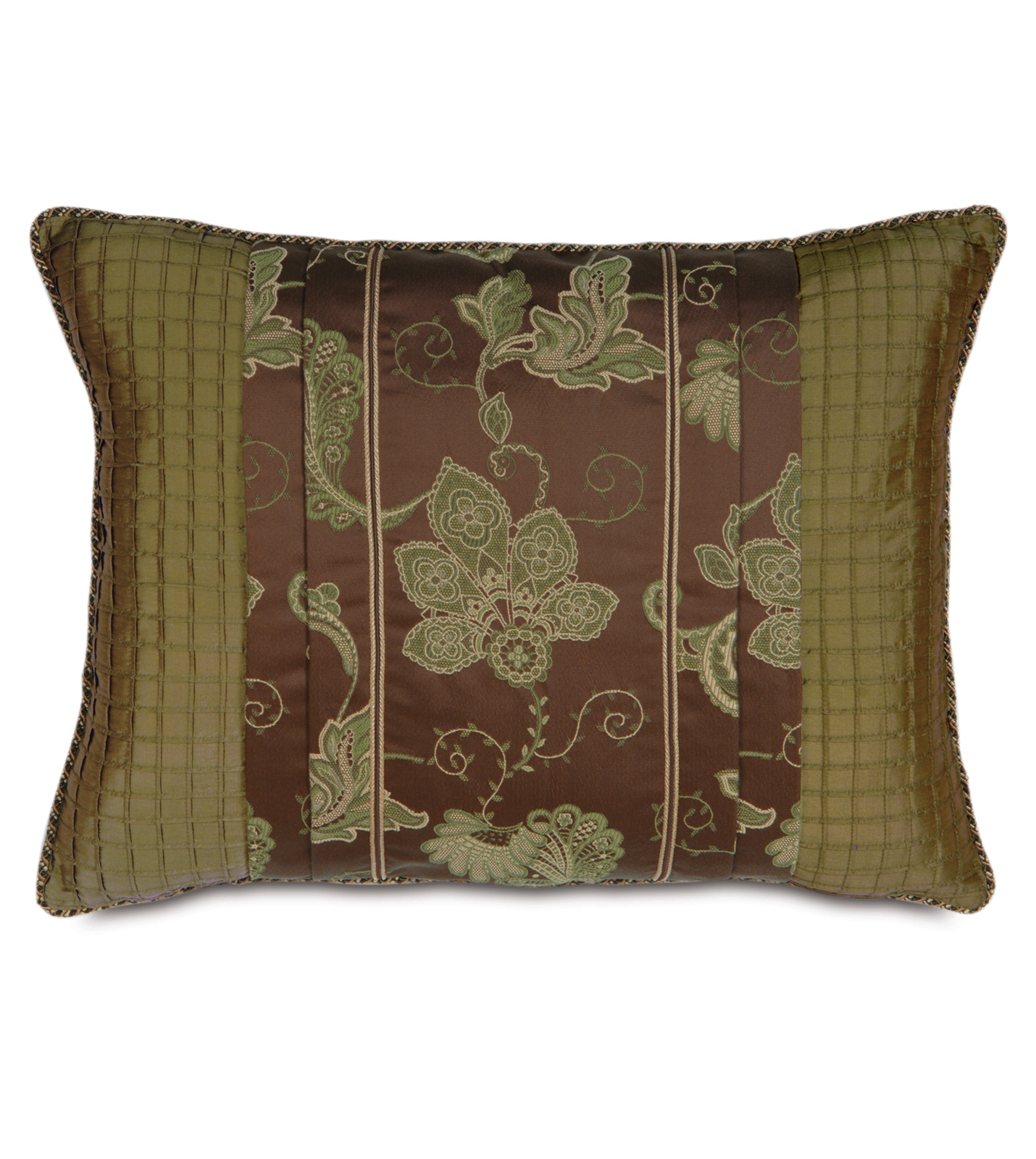 Standard Throw Pillow Inserts : Luxury Bedding by Eastern Accents - DELPHINE INSERT STANDARD SHAM