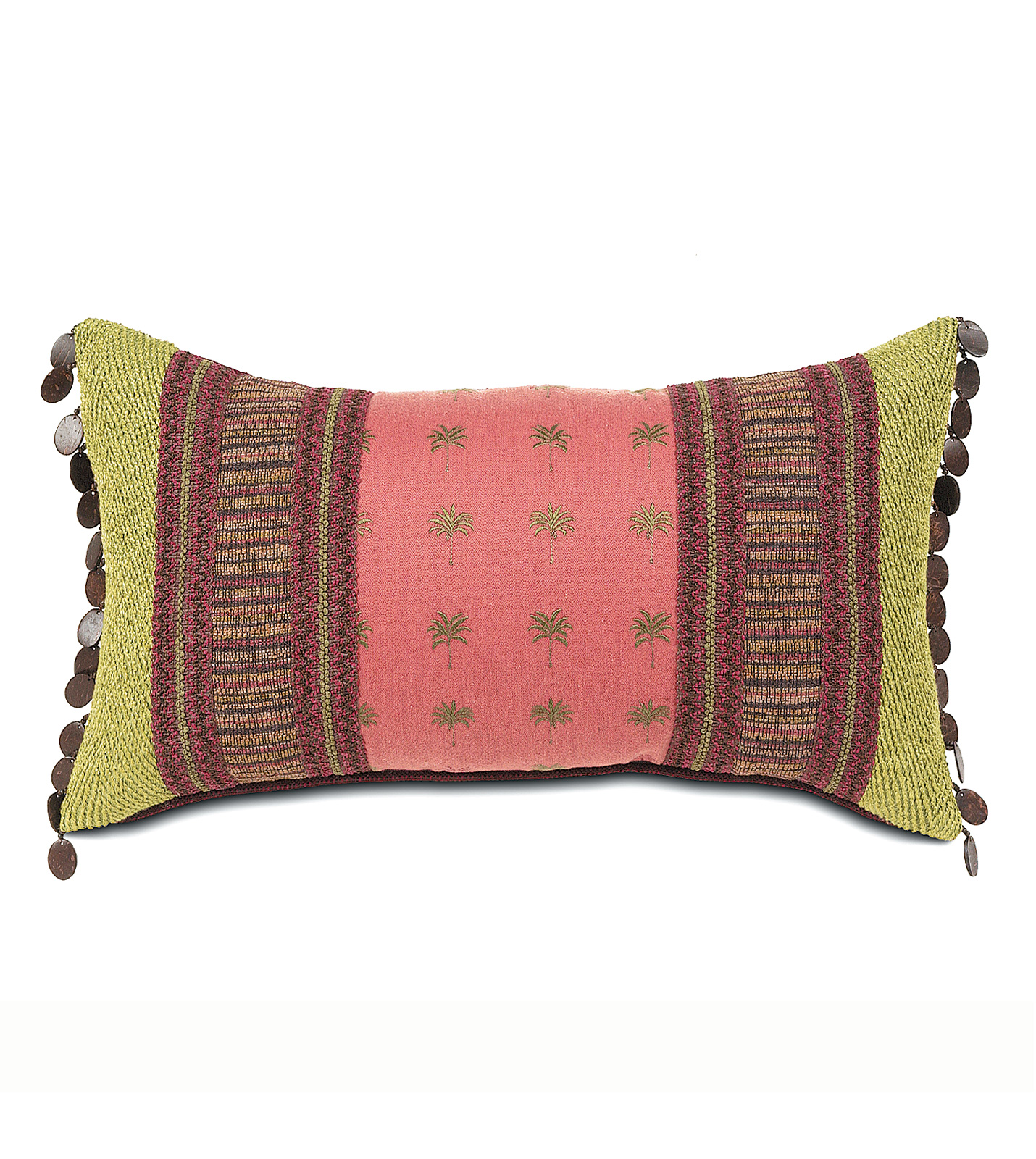 Luxury Bedding by Eastern Accents - PINDO CORAL INSERT COLLAGE