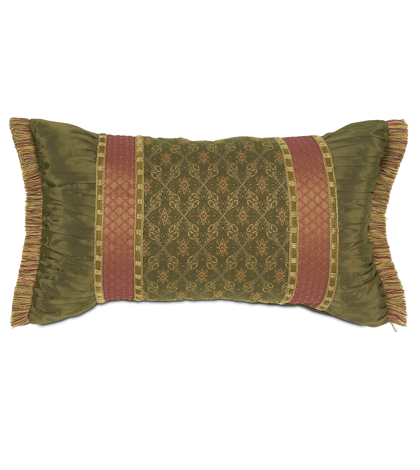 Decorative Pillow Inserts Down : Luxury Bedding by Eastern Accents - SAVOIE OLIVE INSERT