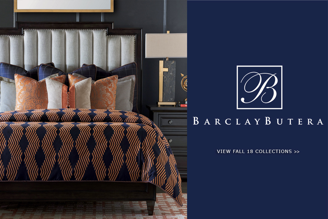 Barclay Butera - Fall 18 Collections