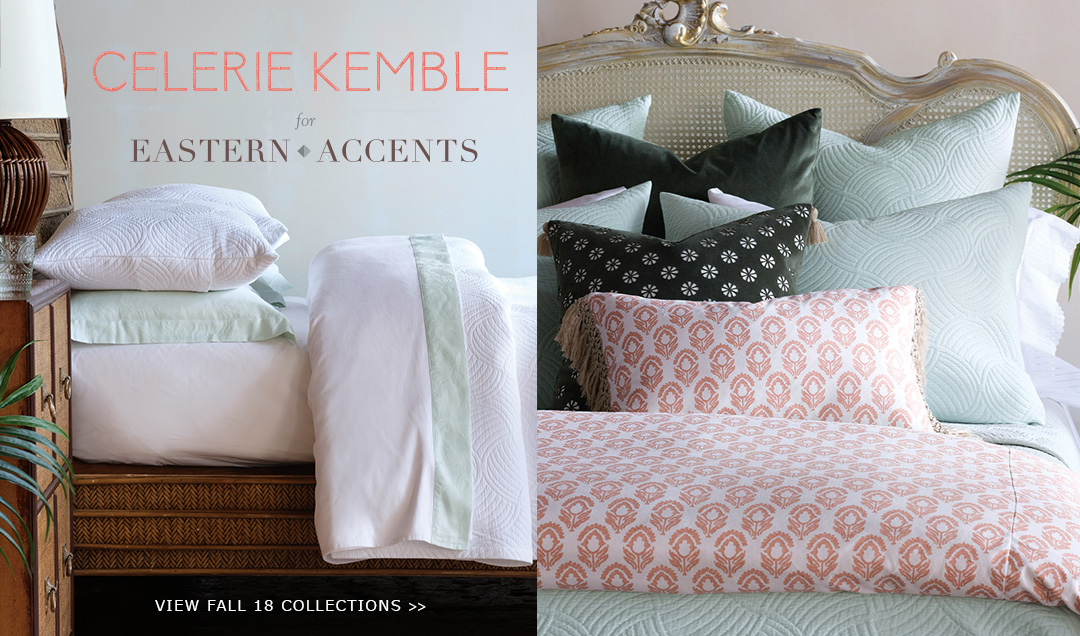 Celerie Kemble - Fall 18 Collections