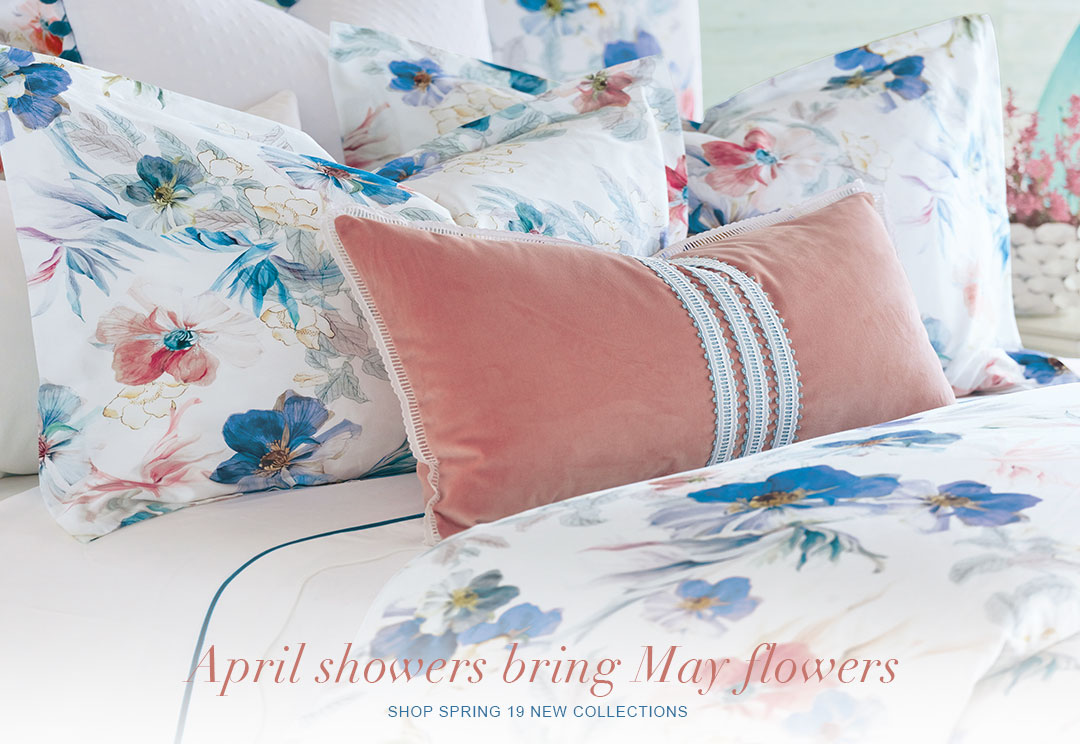 April Showers bring May flowers - shop spring 19 new collections