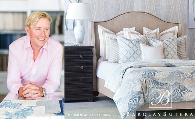 Barclay Butera Lifestyle Luxury Bedding - Shop Brentwood Collection