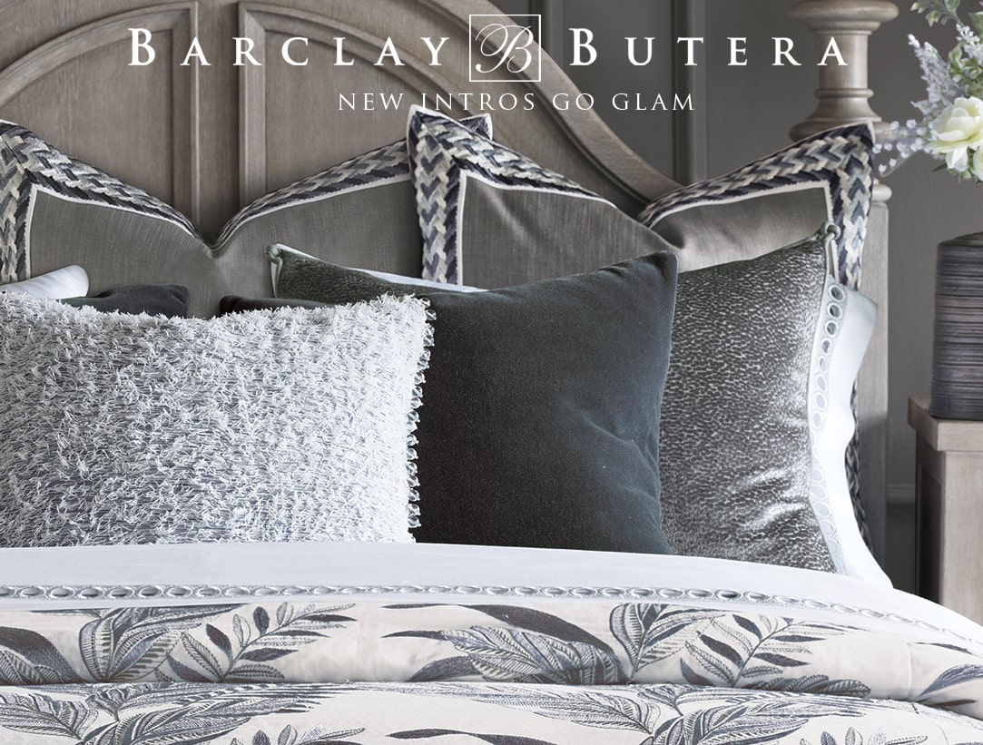 Barclay Butera - New Intros Go Glam