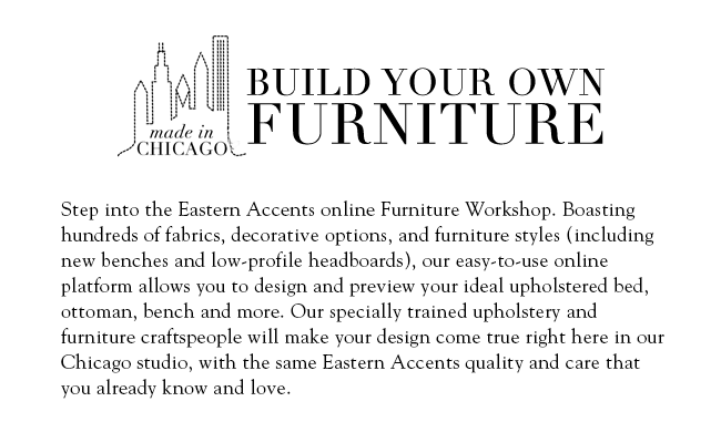 Build Your Own Furniture